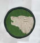 Premier Emblem PMV-0104A 104th Infantry Div