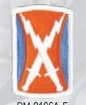 Premier Emblem PMV-0106A 106th Signal Bde