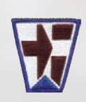 Premier Emblem PMV-0112A 112th Med Bde