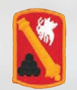 Premier Emblem PMV-0113A 113th FA Bde