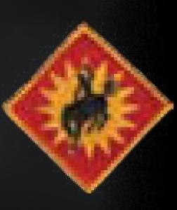 Premier Emblem PMV-0115A 115th FA Bde