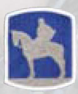 Premier Emblem PMV-0116A 116th Infantry Bde