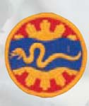 Premier Emblem PMV-0116B 116th Arm Cav