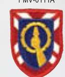Premier Emblem PMV-0121A 121st ARCOM