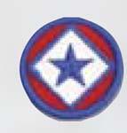 Premier Emblem PMV-0122A 122nd ARCOM