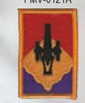 Premier Emblem PMV-0135A 135th FA Bde