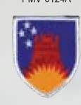 Premier Emblem PMV-0141A 141st Man Enhan Bde