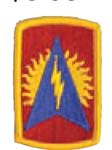 Premier Emblem PMV-0164A 164th ADA