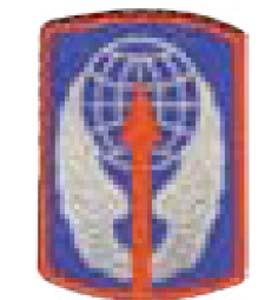 Premier Emblem PMV-0166A 166th Avn Bde