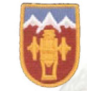 Premier Emblem PMV-0169A 169th FA Bde