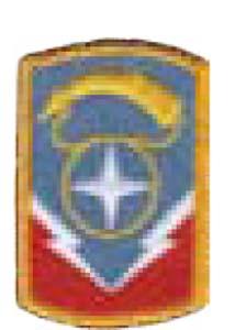Premier Emblem PMV-0174A 174th Inf Bde