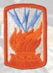 Premier Emblem PMV-0187C 187th Signal Bde