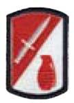 Premier Emblem PMV-0192A 192nd Infantry Bde