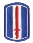 Premier Emblem PMV-0193A 193rd Infantry Bde