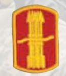 Premier Emblem PMV-0197B 197th FA Bde