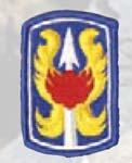 Premier Emblem PMV-0199A 199th Infantry Bde