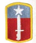 Premier Emblem PMV-0205A 205th Infantry Bde