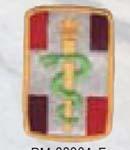 Premier Emblem PMV-0330A 330th Medical Bde