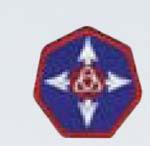 Premier Emblem PMV-0364B 364th Sust Cmd