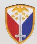 Premier Emblem PMV-0406A 406th Spt Bde