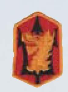 Premier Emblem PMV-0631A 631st FA Bde