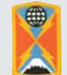 Premier Emblem PMV-1104A 1104th Signal Bde