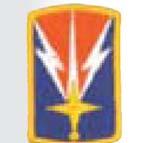 Premier Emblem PMV-1107A 1107th Signal Bde