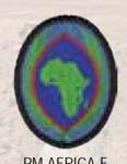 Premier Emblem PMV-AFRICA US Africa Command