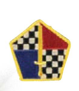Premier Emblem PMV-MILEN Mil Entrance & Processing
