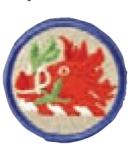 Premier Emblem PMV-NGGA Georgia
