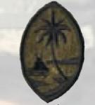 Premier Emblem PMV-NGGU Guam
