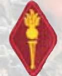 Premier Emblem PMV-ORSCH Ordnance Trn School