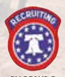 Premier Emblem PMV-RECMD Recruiting Cmd