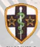 Premier Emblem PMV-RESMED USAR Med Cmd