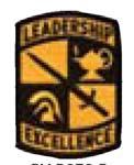 Premier Emblem PMV-ROTC ROTC Cadet