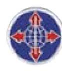 Premier Emblem PMV-TAPC Total Army Pers Cmd