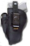 Premier Emblem PN3717 Ballistic Holder with Extra MAG Holder