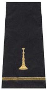 Premier Emblem S1500 One Bugle Shoulder Board