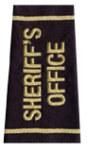 Premier Emblem S1606 SHERIFF