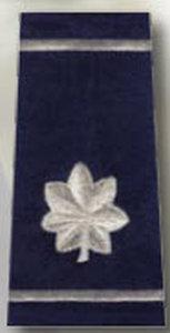 Premier Emblem S1643 DOUBLE BAR MAJOR