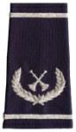 Premier Emblem S1810 Two Crossed Bugle W/ Wreath