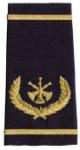 Premier Emblem S1814 Three Crossed Bugle W/ Wreath
