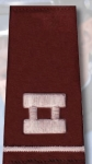 Premier Emblem S1871 CAPT. Rank Shoulder Boards