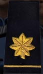 Premier Emblem S1872 Major Rank Shoulder Boards