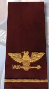 Premier Emblem S1873 COL. Rank Shoulder Boards