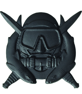 Premier Emblem SpecOpsDiver Spec Ops Diver