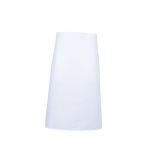 Pinnacle Textile A2002 Bar Apron, no pocket, 29x33, tub ties