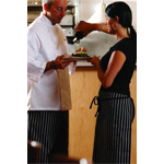 Pinnacle A3755 A3755 Full Bistro Aprons