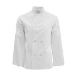 Pinnacle Textile C108 Chef Coat, Blend-8 Button, no arm pckt