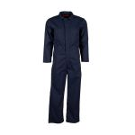 Pinnacle Textile CV10 Coverall- Blended Twill, two way zipper